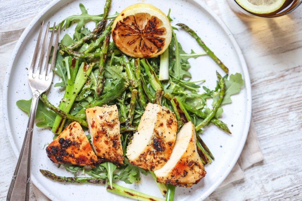 Nutrition coaching Chicken Salad